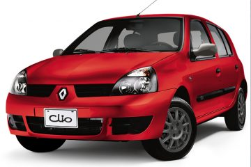 Clio Frontal HRC2